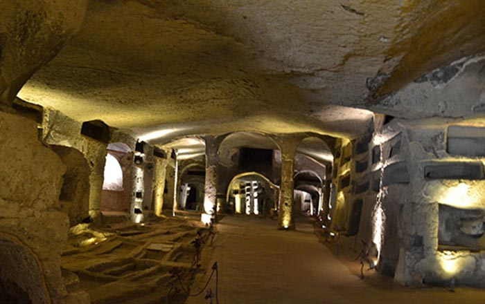 Tour Catacombe Privato